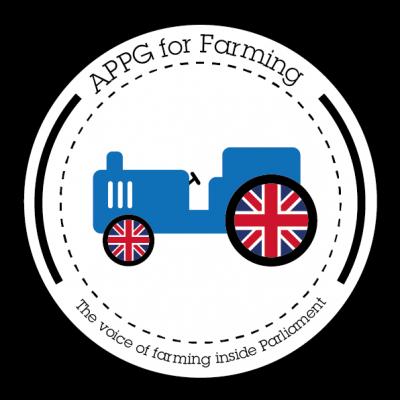 APPG for farming logo stamp blue-06